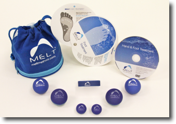 melt method hand and foot kit