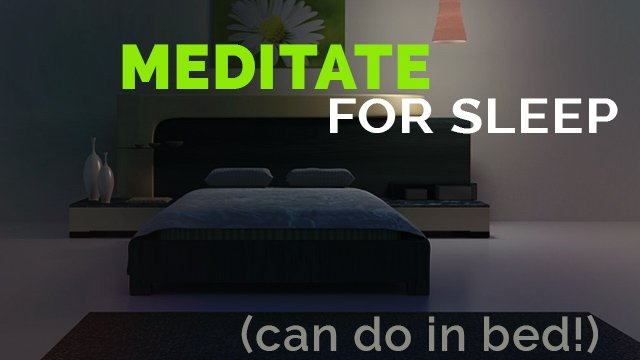 10-Minute Guided Meditation for Sleep [Video]