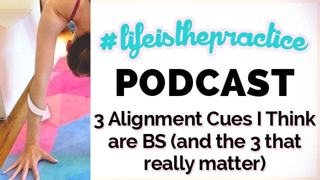 3 Alignment Cues I Think are BS (and the 3 that really matter)
