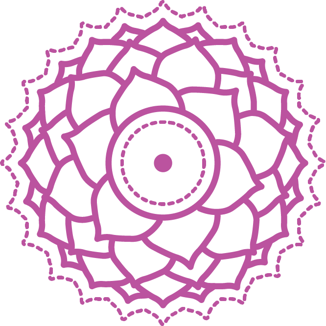 crown chakra symbol meaning