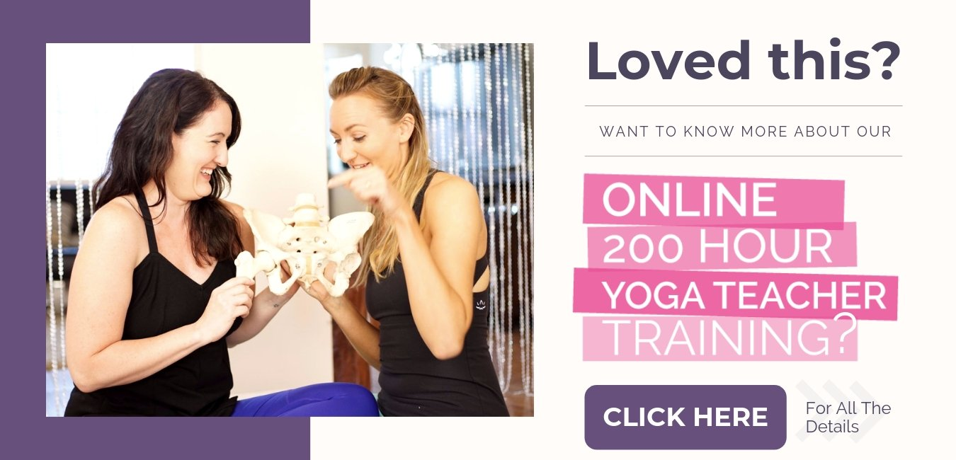 Learn more about our 200 hour online teacher training