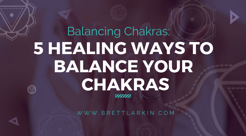 5 Healing Ways to Balance Your Chakras (Right Now)