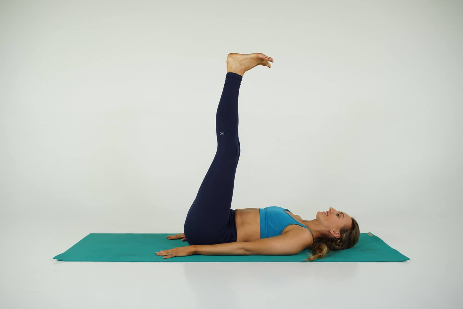 Viparita Karani legs up the wall pose