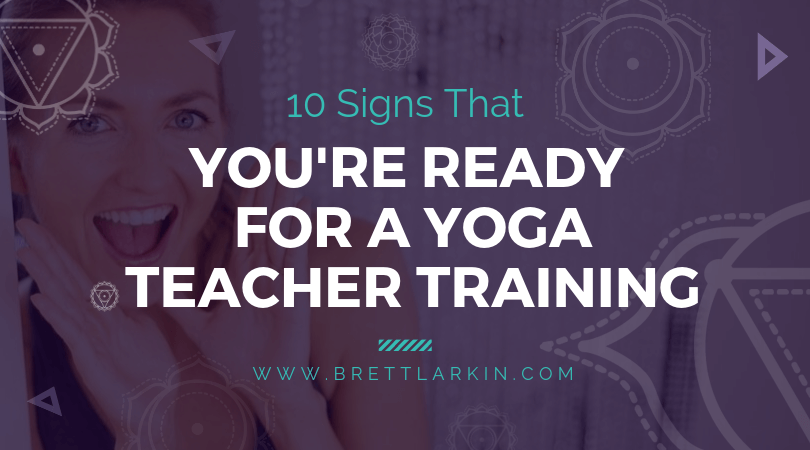 10 Signs You're Ready For A Yoga Teacher Training This Year