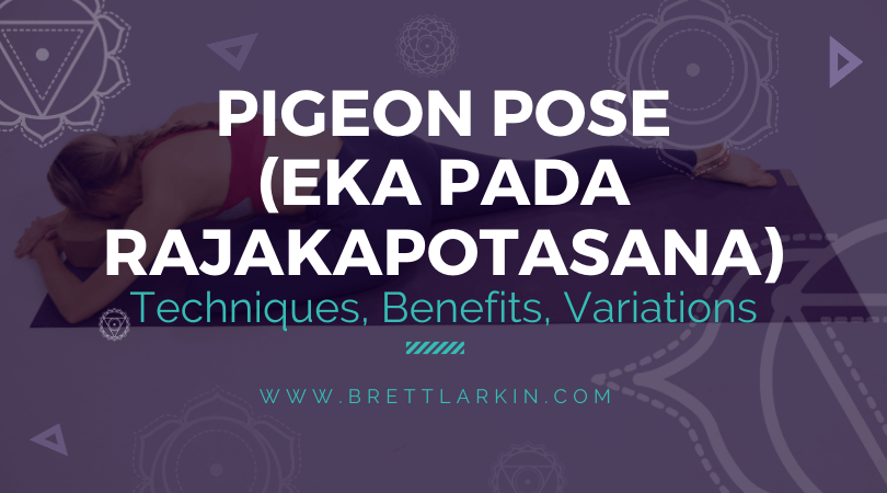 How To Do Pigeon Pose