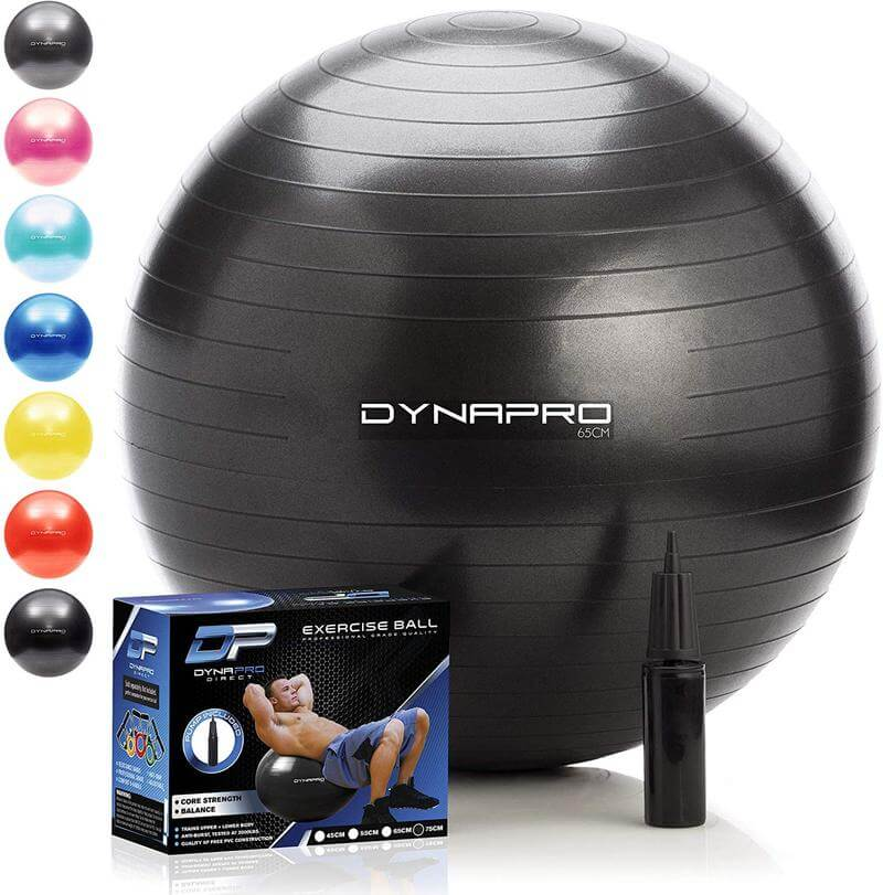 dynapro yoga ball
