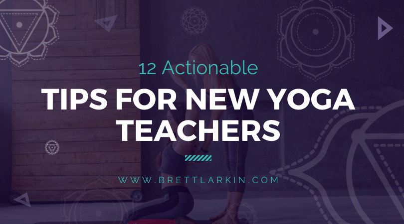 12 Actionable Tips For New Yoga Teachers Who Are Scared To Teach