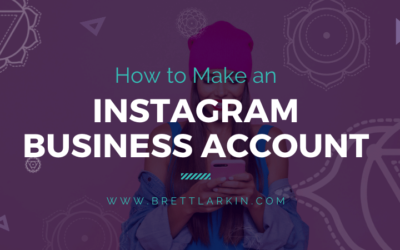 How To Make An Instagram Business Account As A Yoga Teacher