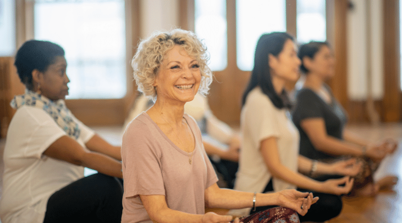 yoga benefits for seniors