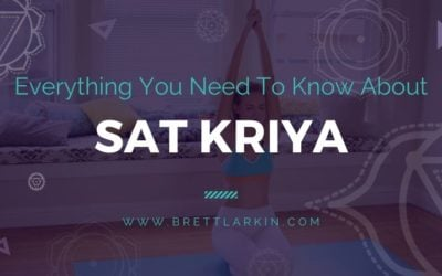 Sat Kriya: A Yoga Practice You Can Do in 3 Minutes