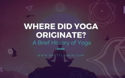 Where Did Yoga Originate: A Brief History of Yoga